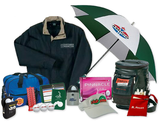 Golf promotional giveaways